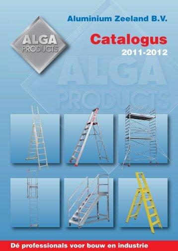 Catalogus 2011/2012