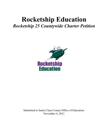Exceptional Rocketship 25   Santa Clara County Office Of Education