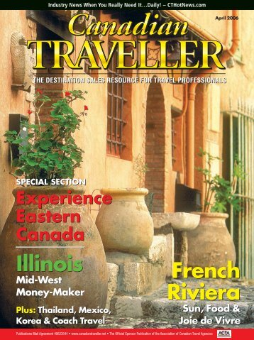 what's new - Canadian Traveller