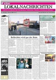 Ausgabe 04-2006 (PDF) - Berliner Lokalnachrichten