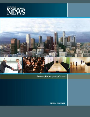 Media Kit - Los Angeles Downtown News