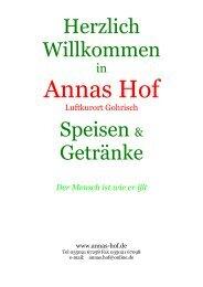 Herzlich Willkommen Speisen & Getränke - Sächsischen Schweiz ...