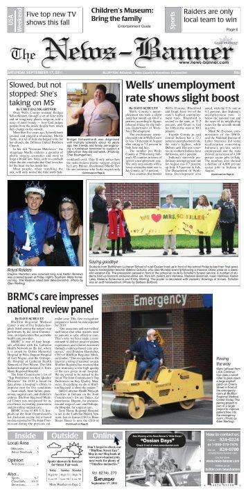 1 & 2-SAT.indd - Bluffton News Banner
