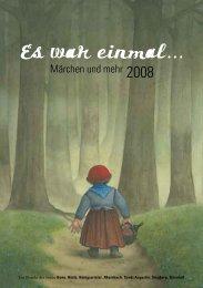 Es war einmal ... Märchen und mehr (2008) - Stadt Troisdorf