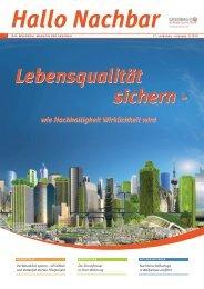 Hallo Nachbar - Gesobau AG