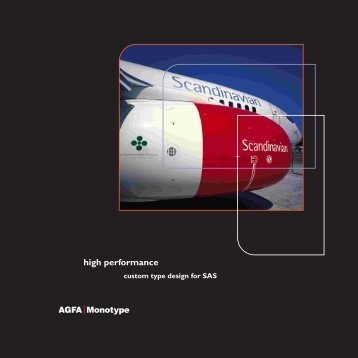 Download/view brochure - Monotype Imaging