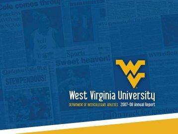West Virginia University - WVUsports.com