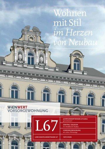 im Herzen von Neubau - Wienwert Immobilien Finanz AG