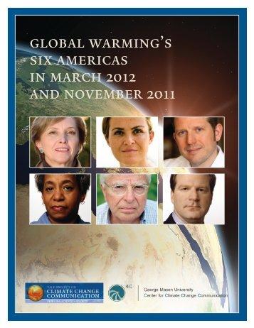 """six """"Americas"""" - Yale School of Forestry & Environmental Studies ..."""