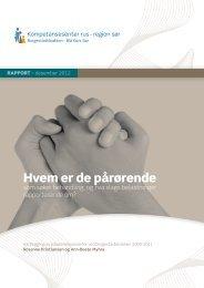 Rapport-Parorende__2009-2011-endelig-versjon
