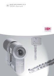 DOM diamant - Eisen Trabandt GmbH