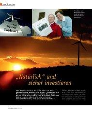 und sicher investieren - KommEN - Kommunale Energie NRW