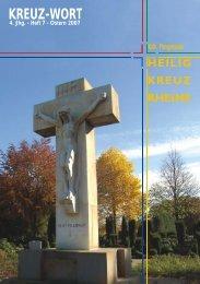 KREUZ-WORT - Heilig-Kreuz