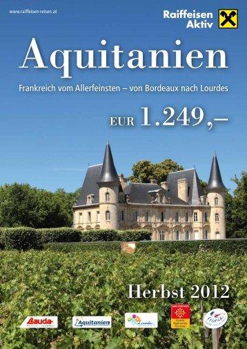 Reiseprogramm Aquitanien.pdf - Raiffeisen
