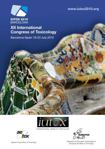 XII International Congress of Toxicology - Tox - Universidad Miguel ...