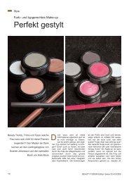 Farb- und typgerechtes Make-up - Beauty Forum 02 - fsfm