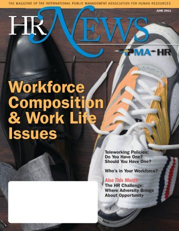 Workforce Composition & Work Life Issues - IPMA