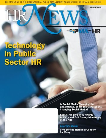 Technology in Public Sector HR - IPMA
