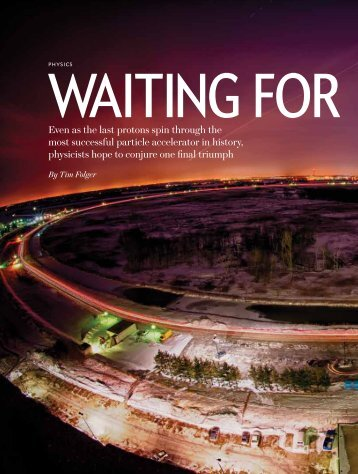 Waiting For the Higgs - Tim Folger