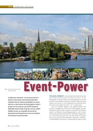 Frankfurt: Event-Power in Skyline City - Convention-International