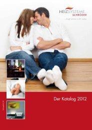 Katalog runterladen - Die Vorteile von Infrarotheizungen