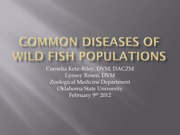 "to view slides from ""Common Diseases - Oklahoma State University"