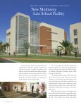 BARRY LAWMAGAZINE - Barry University - Page 6