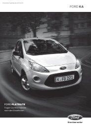 Preisliste Ford Ka.pdf - Ford Deutschland
