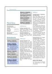 Pfarreiblatt 16-2011 - Kirche Kerns