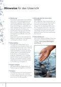 Unterrichtsmappe Wasser = Zukunft - unterrichtsmappen.care - Seite 2