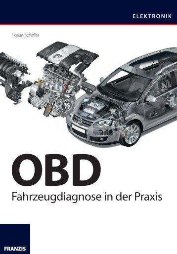 OBD Fahrzeugdiagnose in der Praxis - blafusel.de | Florian Schäffer