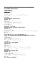 Litteraturliste til samarbejde mellem klassiske fag og matematik - Emu