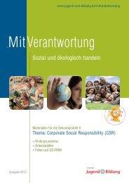 MitVerantwortung - Jugend und Bildung