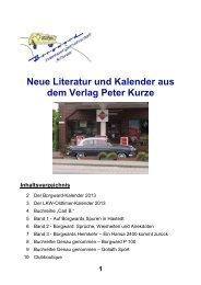 Borgward Literatur & Kalender 2013 - Borgward IG Schweiz