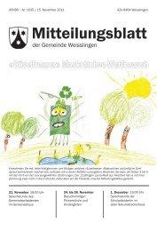 45088 Nr / 1. September 2014 AZA 8484 Weisslingen