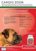 Die Vorteile von CARDIO ZOON - PRO ZOON Pharmazeutika - Seite 2