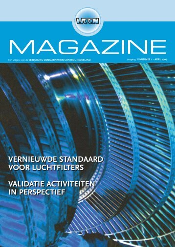 Nummer 1 - april 2005 - VCCN