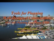 Tools for Planning Well-Designed Communities - Tyler Topics home ...