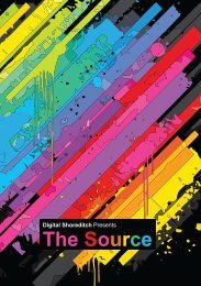 The Source - Digital Shoreditch