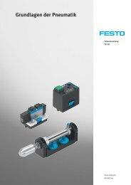 Grundlagen der Pneumatik (Foliensammlung) - Festo Didactic