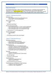 Inhalt CD-ROM - Spitta Verlag