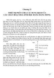 Chương 12 THIẾT BỊ PHÂN CHIA CÁC DUNG DỊCH CỦA ... - Ebook