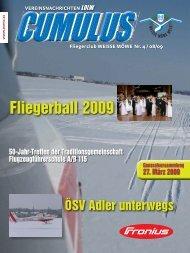 Motor- und Segelkunstflugtreffen Spitzerberg 2008 - Fliegerclub ...