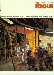 1977-05 May IBEW Journal.pdf - International Brotherhood of ...