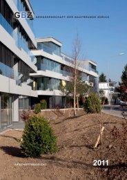 Genossenschaft der Baufreunde Zürich