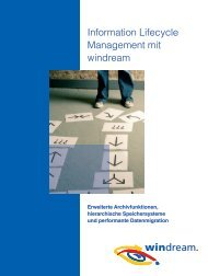 Managing Documents - Windream GmbH