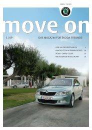 move on - Skoda