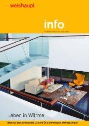 info - Weishaupt