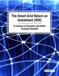 The Smart Grid Return on Investment - NEMA