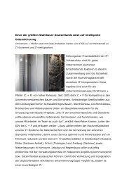 größten Stahlbauer Deutschlands setzt auf ... - atos-security.com